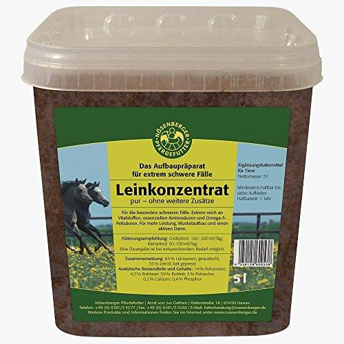 Nösenberger Leinkonzentrat pur 5 ltr.