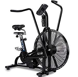 NTS Fitness Equipment Sports Bicycle,Rotating Dynamic Bicycle/Wind Resistance air Bike/Multi-Function Fan car,Gym Equipment Exercise Wind Bike,Spinning Assault air Bike ?exercise bikes