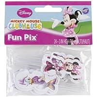 Fun Pix-Minnie & Daisy 24/Pkg