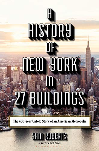 A History of New York in 27 Buildings: The 400-Year Untold Story of an American Metropolis - Grand Central Terminal-nyc