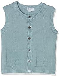 Noa Noa Miniature Boy Basic Organic Knit, Chaleco Acolchado para Bebés
