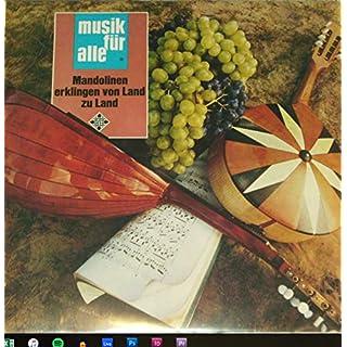 Mandolinen erklingen von Land zu Land [Vinyl LP]