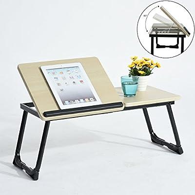 Adjustable Laptop Table Desk Sofa Table Foldable Sofa Sturdy Notebook Stand - cheap UK light shop.