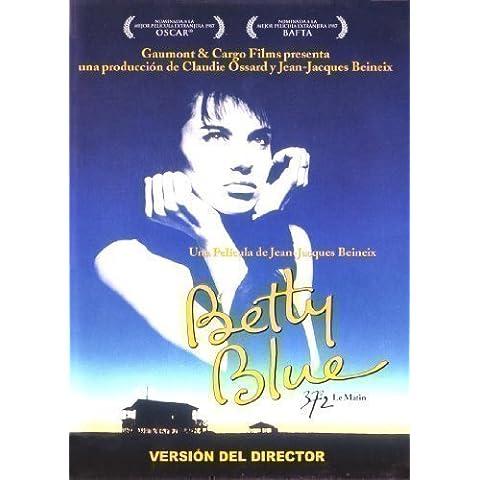 azul de Betty Grande Clásico Cartel De Película