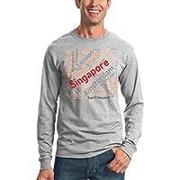 Billion Group | Capital Cities Cloud Singapore | City Collection | Men's Unisex Sweatshirt