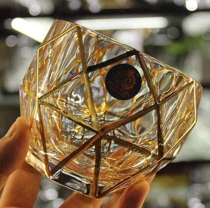 Luxury glass Coupe en Verre De Whisky en Verre De Cristal, Tasse À Vin, Tasse À Jus, Tasse À Lait, Tasse À Thé, Tasse À Bière, [2 Prix] Phnom Penh Ball