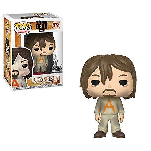 FunKo ¡Popular! Televisión: The Walking Dead - Daryl Dixon (traje de prisión) # 578