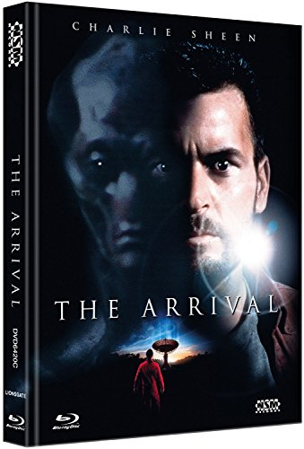 The Arrival [Blu-Ray+DVD] - uncut - auf 333 limitiertes Mediabook Cover C [Limited Edition]