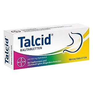 Talcid Kautabletten 50 stk