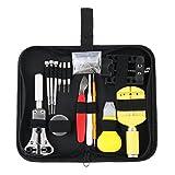 150 PCs Watch Repair Tool Kit Profi Spring Bar Werkzeug Set, Watch Band Link Pin Werkzeug Set mit Tragetasche