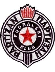 partizan Belgrade Badges/onkelz