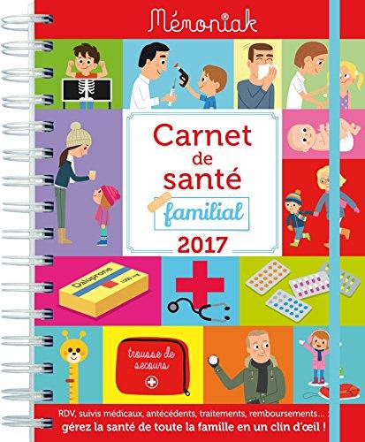 Carnet de santé familial Mémoniak 2017