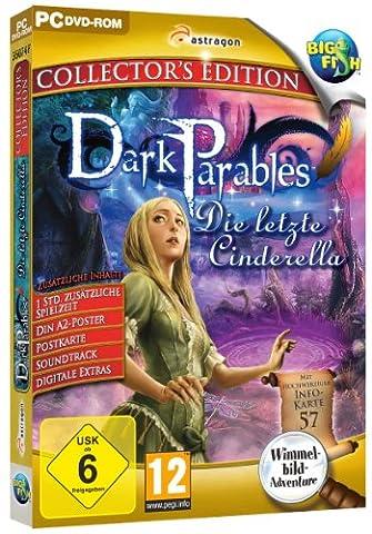 Dark Parables : Die letzte Cinderella (Collector's Edition) [import allemand]