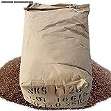 Lordsworld - Corindone - 25 Chilogrammi 60 Meshcorindone Per Sabbiatura - Per Rettifica Dei Metalli - Sbavatura - Sabbiatura Con Riciclo - Sabbiatrici - Cabine Sabbiatura - Corindone-60