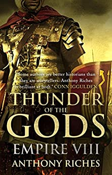 Thunder of the Gods: Empire VIII by [Riches, Anthony]