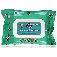 Mica Derm - Toallitas Hmedas - WC Junior - 120 unidades - [pack de 2