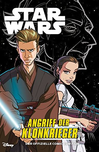 Star Wars: Episode II - Angriff der Klonkrieger: Die Junior Graphic Novel - Kids Für Star Wars