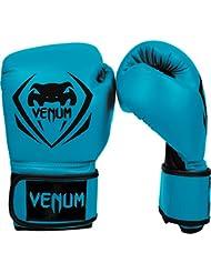 Venum Contender - Guantes de boxeo,  color Azul, talla 16 oz