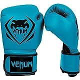 Venum Erwachsene Boxhandschuhe Contender, Blau, 12oz, EU-2053