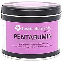 Pentabumin - Hühnerei-Eiweißpulver aus Bodenhaltung von Taste Elements/150g