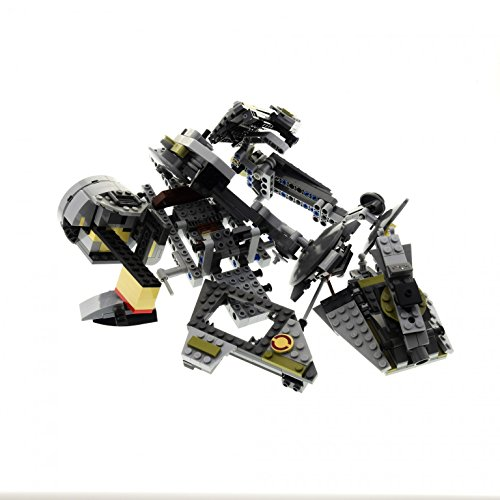 Lego Episode Wars-sets Star 1 (1 x Lego Technic Teile Set Modell Nr. Star Wars Episode 3 75043 AT-AP incomplete unvollständig)