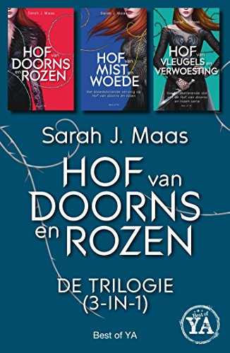 Hof van doorns en rozen - De trilogie (Dutch Edition) eBook: Sarah J. Maas: Amazon.es: Tienda Kindle