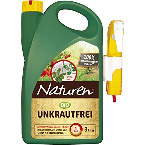 NATUREN nbsp;- Herbicida ecológico, 3litros