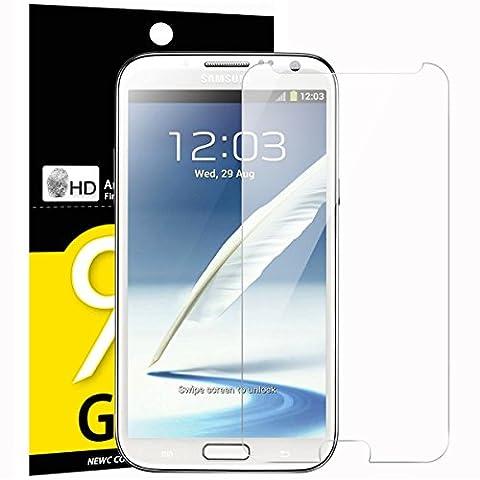 Samsung Note 2 Lcd - VERRE TREMPE SAMSUNG GALAXY NOTE 2, NEWC®