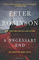 A Necessary End: An Inspector Banks Novel (Inspector Banks Novels) by Peter Robinson (2015-11-10)