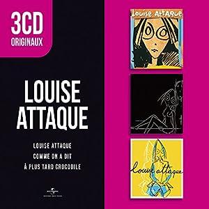 3 CD Originaux : Louise Attaque / Comme on a Dit / a Plus Tard Crocodile