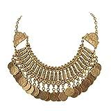 Zephyrr Fashion Coin Choker Turkish Neck...