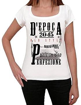 2045, d'epoca, magliette compl