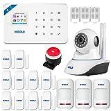 Best Diy Alarm Systems - KERUI Alarm Kit C WIFI + GSM 2-In-1 Review