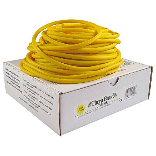 Thera-Band Tubing (30,5 m) Gelb - dünn