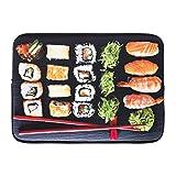 Fringoo LCS01 Schutzhülle, 15 Zoll (38,1 cm), Sushi Set