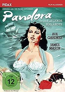Pandora und der fliegende Holländer (Pandora and the Flying Dutchman) / Sagenhafte Fantasy um den Fliegenden Holländer mit Ava