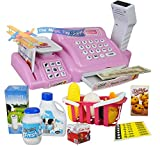 Best Toy Cash Registers - Childrens Electronic Checkout Cash Register Till Counter Supermarket Review