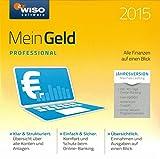 BUHL - WISO Mein Geld Professional 2015 CD - Jahresversion - inkl. Update f�r 365 Tage in Papersleeve - (g�ltig auch f�r Jahr 2017 / 2018) Bild