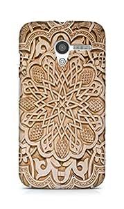 Amez designer printed 3d premium high quality back case cover forMotorola Moto X (abstract )