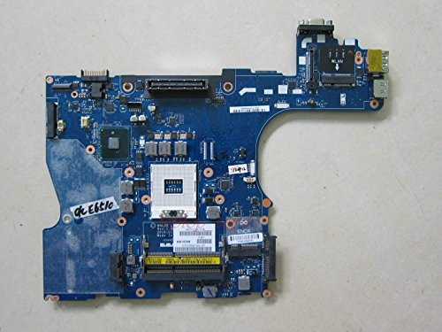 Dell WJ1RV Latitude E6510 Laptop Motherboard (System Mainboard,) mit integrierter Intel Video - WJ1RV -