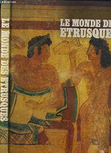 Le monde des etrusques