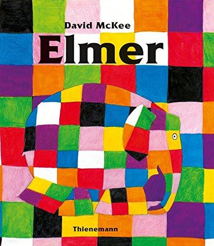 Elmer. Englische Ausgabe