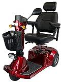 Elektromobil Scooter Joy, 3 Räder, 6 km/h, Elektro-Scooter mit Reichweite bis 40 km, 24 Monate Full Service vor Ort