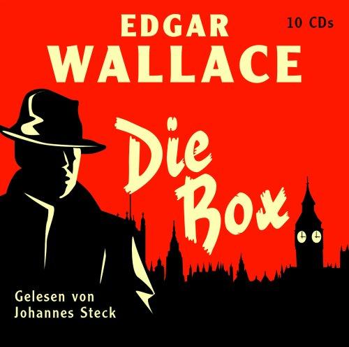 Die Wallace Box Ascot Music Box
