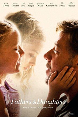 Väter & Töchter - Ein ganzes Leben [Blu-ray]