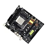 Hermosairis N68 C61 Desktop Computer Motherboard Unterstützung für AM2 für AM3 CPU DDR2 + DDR3 Speicher Mainboard Mit 4 SATA2 Ports