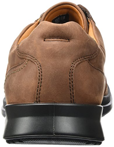 Ecco ECCO HOWELL, Baskets  homme Marron (COGNAC02053)