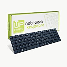 UPTOWN UP PARTS® UP-KBR013 - Tastiera Notebook ACER ASPIRE E1-531 ASPIRE E1-571 TRAVELMATE P253 EASYNOTE TM99 - Layout italiano - originale, leader italiano dei ricambi notebook.