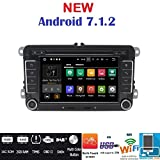 7.1Android GPS DVD USB SD Wi-Fi BT Autoradio 2DIN GPS VW Golf 5/Golf 6/passat/Jetta/Polo/Tiguan/Touran/Caddy/sharan/Trasporter/skoda/seat/volkewagen.