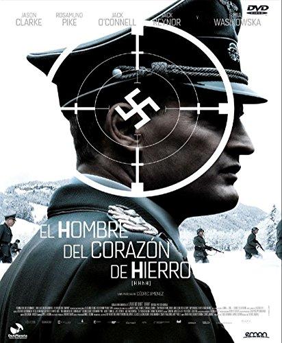The Man with the Iron Heart (EL HOMBRE DEL CORAZÓN DE HIERRO, Spanien Import, siehe Details für Sprachen) (Corazon De)